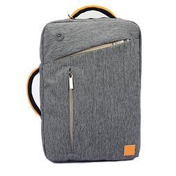Vangoddy 4 in 1 Hybrid Backpack/Briefcase/Messenger/Tote, La