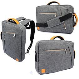 VanGoddy 3 in 1 Shoulder Bag Backpack and Messenger Bag for