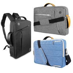 "10.1"" -17.3"" VanGoddy Laptop Backpack Messenger Bag Handbag"