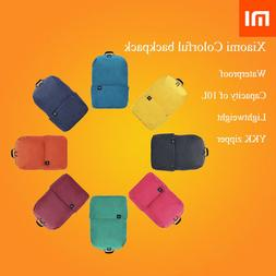 10L 8 Colors Large Capacity Travel Knapsack Business Bag Xia