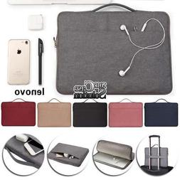 """For 11.6"""" 14"""" 15.6"""" Lenovo - Carry Laptop Notebook Sleeve Po"""
