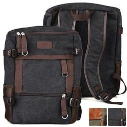 14 inch Laptop Tech Backpack Book Bag with Isolated Notebook