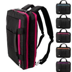 """13.3"""" Laptop Backpack Briefcase Messenger Notebook Shoulde C"""