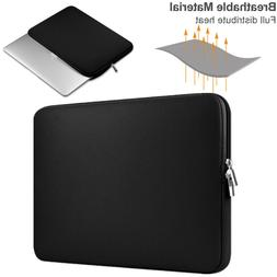 """13"""" Laptop Sleeve Case Bag Carrying Waterproof Netbook Prote"""