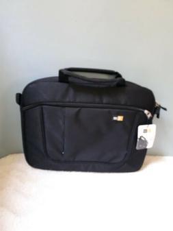 "Case Logic 14.1"" Laptop and iPad Slim Case, Black #AUA314-BK"
