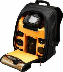 Case Logic 15.4-Inch Photo Camera Laptop Backpack Computer B
