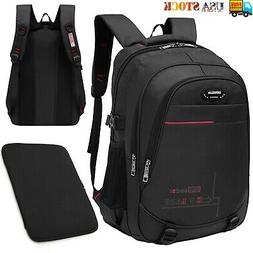 15.6 inch Laptop Backpack Waterproof Business Computer Rucks