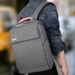 15.6 inch Laptop Backpack Waterproof Notebook Bag For MacBoo