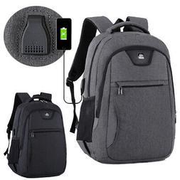 15.6 Inch Mens Waterproof Travel Gear Backpack Laptop Hiking