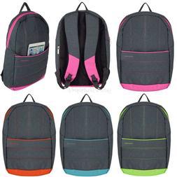 "15.6"" VanGoddy Laptop Backpack Travel School Book Shoulder B"