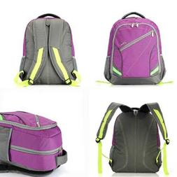 """15.6"""" Laptop Bag Backpack PURPLE Suitable For Laptops Netboo"""
