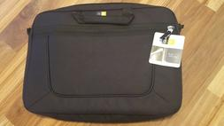 "CASE LOGIC 15.6"" LAPTOP SHOULDER BAG 2201492 BLACK RUSH SHIP"
