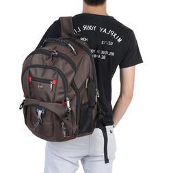 """15.6"""" Laptop Waterproof Notebook Backpack Rucksack Travel Sh"""