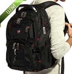 """Men's Rucksack Notebook 15.6"""" Laptop Backpack Shoulder Hikin"""