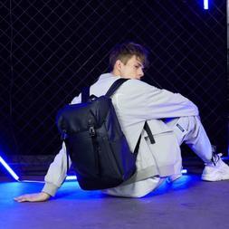16'' Men Laptop Backpack Briefcase School Bag Travel Daypack