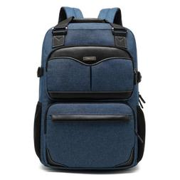 17~17.3 Inch Laptop Backpack Anti-Theft Business Travel Back