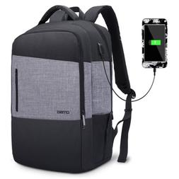 17~17.3 Inch Laptop Backpack Bookbag w/USB Charging Port Hik