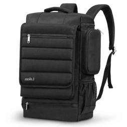 LOKASS 17.3 Inch Laptop Backpack for Men Women, Durable inch