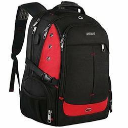 YOREPEK 17 Inch Laptop Backpack Extra Large Travel Backpacks