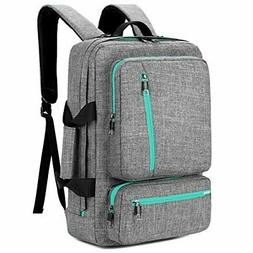 SOCKO 17 Inch Laptop Backpack with Side Handle and
