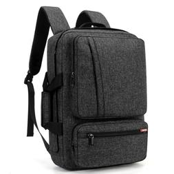 SOCKO 17 Inch Laptop Backpack with Side Handle & Shoulder St