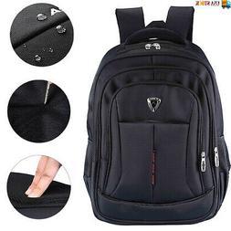 "17"" Laptop Backpack Waterproof Travel Multifunction Outdoor"