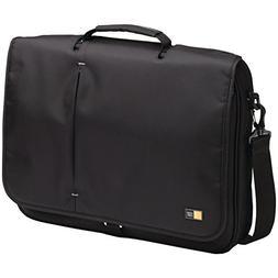 17 Laptop Messenger - Black