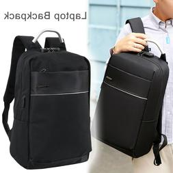"17"" Travel Laptop Backpack 17 Inch Business Bag Computer Wat"