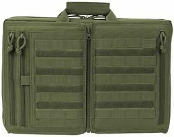 Voodoo Tactical 17inch Deluxe Laptop Backpage Desk, Olive Dr