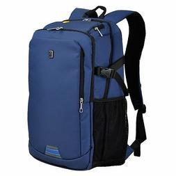 19 inch Computer Laptop Backpack Waterproof Camping Hiking R