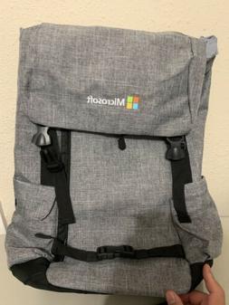 Microsoft 2019 Ignite Origaudio Penryn Laptop Backpack Gray