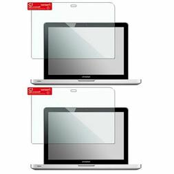 2X Clear Laptop Screen Protector Guard Film for MacBook Pro