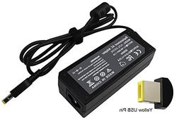 Baturu 20V 3.25A AC Adapter Charger for Lenovo T440 T440s T4