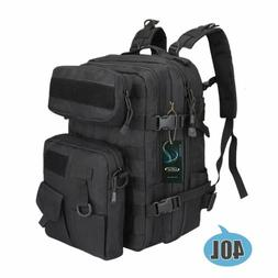 40L Military Tactical Sport Backpack Hiking Outdoor Molle Tr