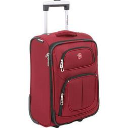 """SwissGear Travel Gear 6283 17"""" 2-Wheeled Carry-On 6 Colors S"""
