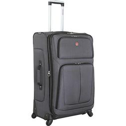 """SwissGear Travel Gear 6283 29"""" Spinner Luggage 6 Colors Soft"""