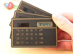 king's store 8 Digits Ultra Thin Slim Mini Credit Card Desig