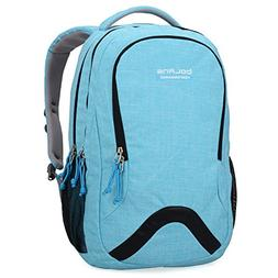 Bolang 8474 Water Resistant Nylon Backpack School College La
