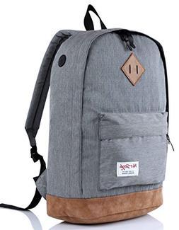 "936Plus College School Backpack Travel Rucksack | Fits 15.6"""