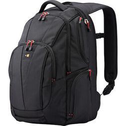 Case Logic 15.6 - Inch Backpack for Laptop and Tablet, Black