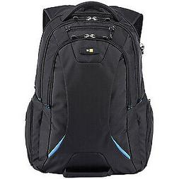 "Case Logic BEBP-115 Backpack for 15.6"" Laptop Tablet - Black"