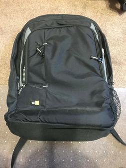 Case Logic VNB-217 Value 17-Inch Laptop Backpack  NWT