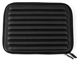 DURAGADGET Black Durable And Shock Resistant Memory Foam Cas