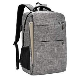"""EASTERN TIME School Backpack, Spacious 17"""" Laptop Backpack C"""