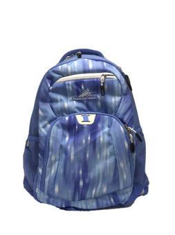 High Sierra RipRap Everyday Backpack Blue - NEW !!!
