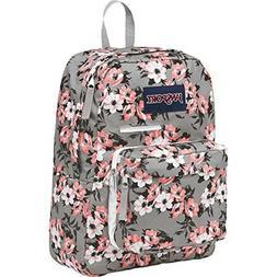 JanSport Backpack for Girl Pink Mesh Dig