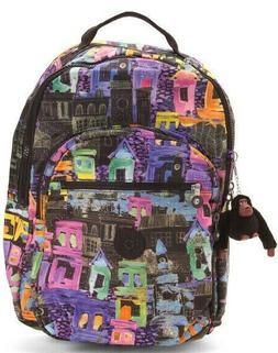 KIPLING Coronado Street Seoul Nylon WOMEN LARGE Backpack Mon