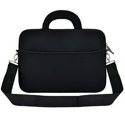 KOZMICC 13 Inch Neoprene Laptop Sleeve with Handle Strap Sho