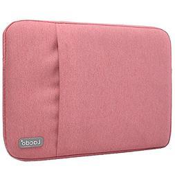 Lacdo 13 Inch Waterproof Fabric Laptop Sleeve Case Compatibl
