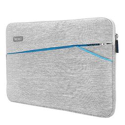 Lacdo 13-13.3 Inch Waterproof Fabric Laptop Sleeve Case Bag
